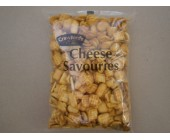 (89) Crawfords Cheese Savouries 325g Now packed in 10