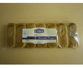 (9) Cabico Almond Fingers 7 pack