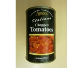 (920) Amore Italiano Chopped Tomatoes 400g