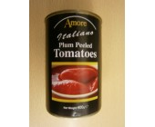 (920) Amore Italiano Plum Peeled Tomatoes 400g