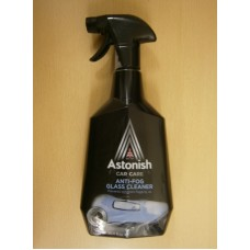 (7977) Astonish Car Care Anti Fog Glass Cleaner 750ml