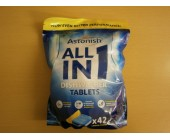 (7977) Astonish All in One 42 Dishwasher Tablets