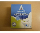 (7977) Astonish Toilet Bowl Tablets 10 pack