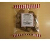 (910) Bag Sweets Chocolate Cinder Toffee 140g