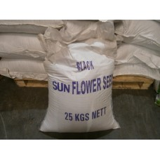 (400) Black Sunflower 20KG £15.50 per bag