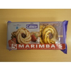 (9) Cabico Coconut Rings Jam   5 pack