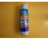 (8011) Multipurpose Cloths 25 pack on a roll