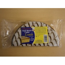 (9) Deli Half Moon Lemon Cake 350g