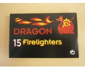 (7970) Dragon 15 pack Firelighters