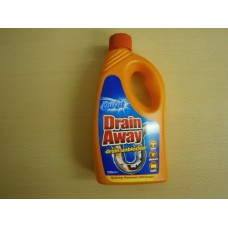 (801) Duzzit  Drain Away Indoor 500ml
