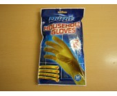 (801) Duzzit Household Gloves 2 pairs medium