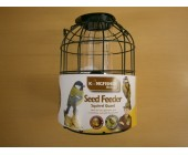 (62) Green Seed Squirrel Guard Feeder