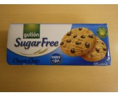 (898) Gullon Sugar Free Choc Chip 125g