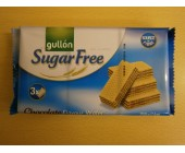 (898) Gullon Sugar Free Chocolate Wafer 210g