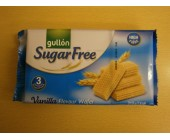 (898) Gullon Sugar Free Vanilla Wafer 210g