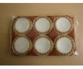 (9) Mince Pies Iced 6 pk