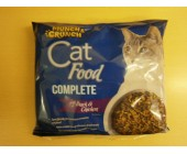 (791) M&C Cat Food Complete Duck & Chicken 700g