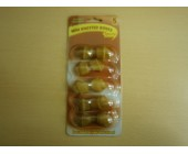 (72) Munch and Crunch Mini Knotted Bones 5 pack