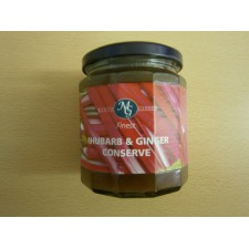 (920) MG Rhubarb & Ginger Conserve 340g