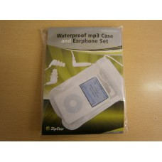 (1) Clearance: Waterproof MP3 Case and earphone set