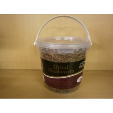 (230)  Mealworm 1 Ltr Tubs with a handle