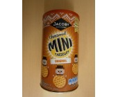 (89) Jacobs Mini Cheddar Tub 260g