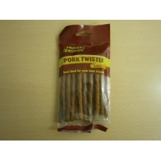 (72) Munch and Crunch Pork Twistix Smoky .59p+