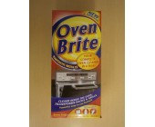 (7971) Oven Brite Complete oven cleaner in a box