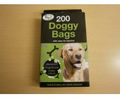 (79) Poop Doggy Bags 200 pack