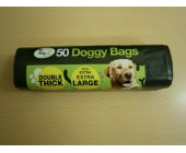 (79) Poop Doggy Bags 50 pack