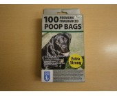 (79) Poop Bags 100 Fragranced