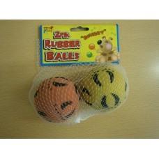(78) Rubber Balls 2 Pack