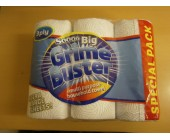 (81) So Big Grime Buster Kitchen Roll 3 pack ( Just like Blitz )