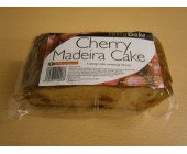 (9) Tasty Bake Cherry Madeira Cake