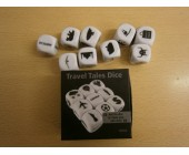 (1) Clearance: Travel Tales Dice