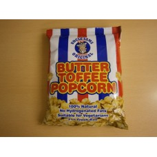 (89) A Uncle Sams Butter Toffee Popcorn 300g