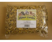 (10) Wild Bird Seed 1.25kg  .58p+  per Bag